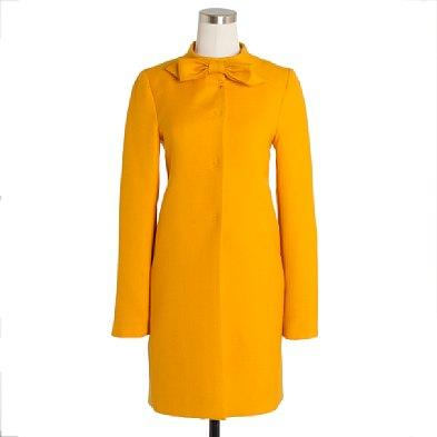 yellow-j-crew-coat